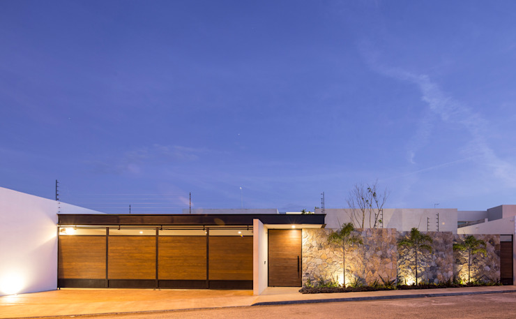 P11 ARQUITECTOS บ้านและที่อยู่อาศัย