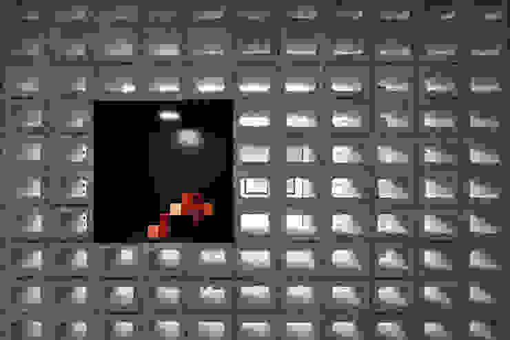 P11 ARQUITECTOS กำแพง