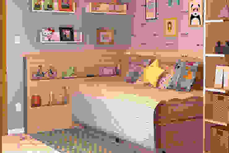 Decoropravocê - Decoração ao seu alcance. Teen bedroom MDF Grey