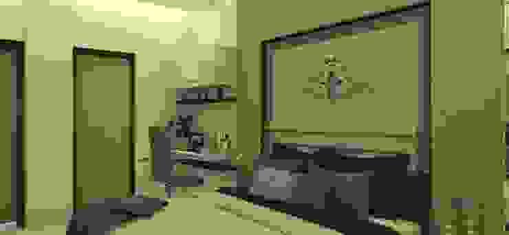 Project The D'zine Studio Modern style bedroom