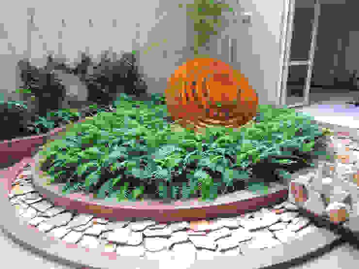 Il giardino all'improvviso arch. Valerio Cozzi Giardino eclettico