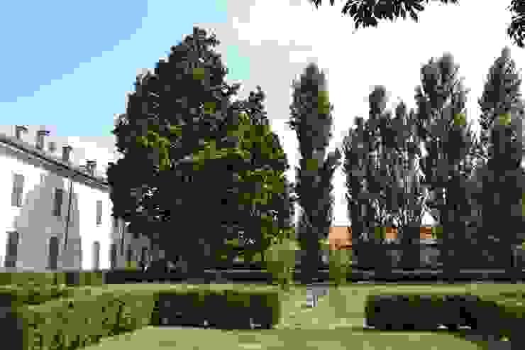 Restauro del giardino di Villa Litta Modignani arch. Valerio Cozzi Giardino classico