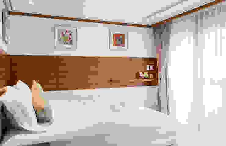 細膩 根據 松泰室內裝修設計工程有限公司 現代風 實木 Multicolored
