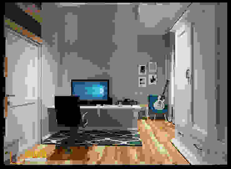 Classic Residential Kamar Tidur Klasik Oleh CV Leilinor Architect Klasik