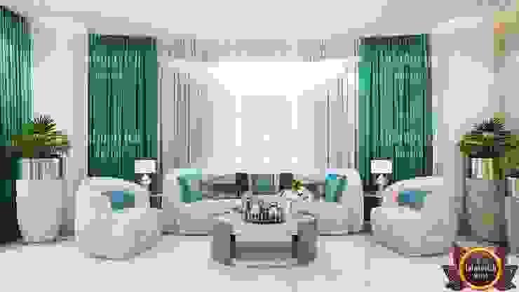 โดย Luxury Antonovich Design ผสมผสาน