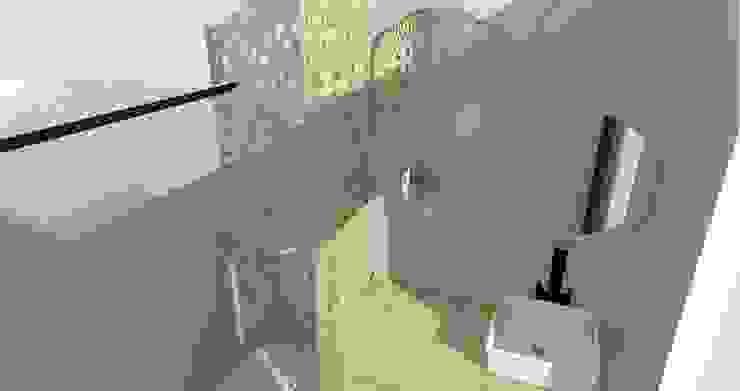 Petite salle d'eau Amandine Leblanc
