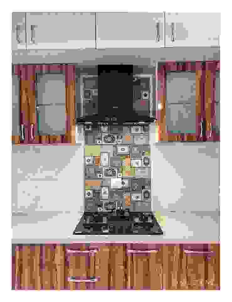 Kitchen Dado Tiles by U and I Designs Modern Tiles