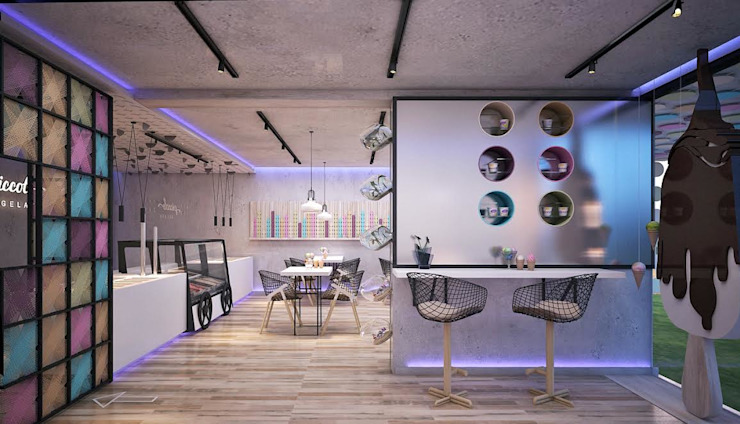Piccolo by homify Modern
