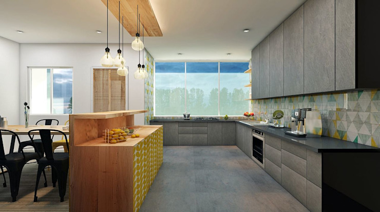 What are the pros and cons of a modular kitchen?