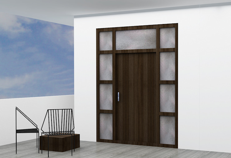 Residential Modern style doors by homify Modern