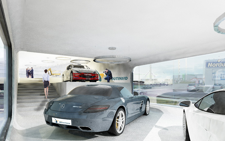 by Terra Arquitectos Modern