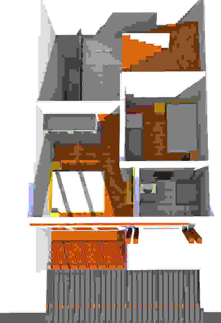 Denah Lantai 2 SMarchdesign12