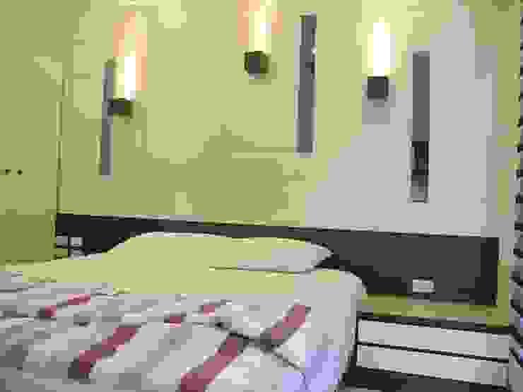 居家設計: 亞洲  by 城藝室內裝修企業有限公司, 日式風、東方風 木頭 Wood effect