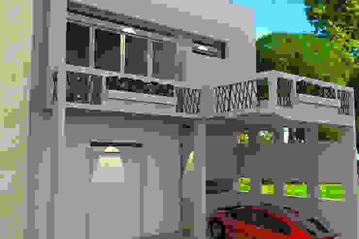 Railling Balkon Oleh SMarchdesign12