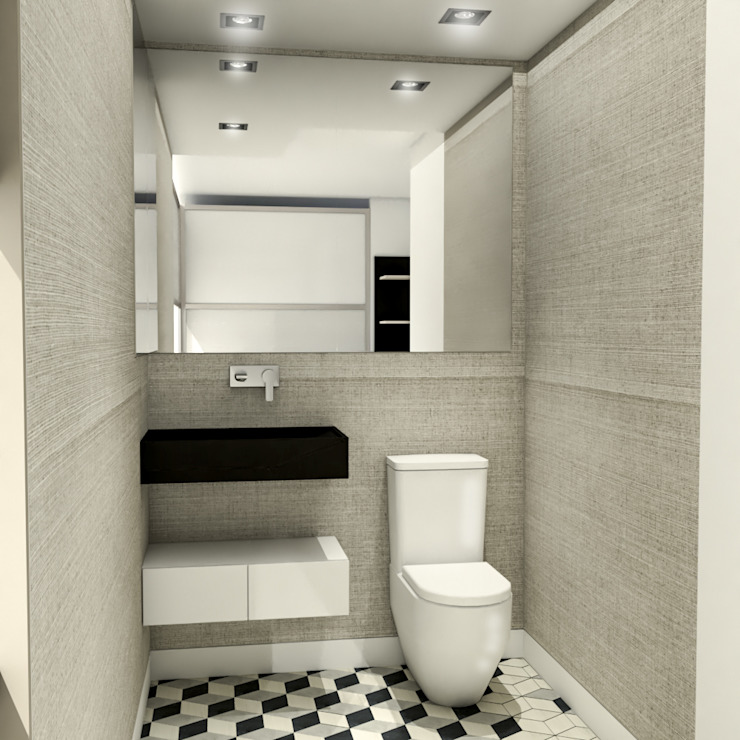 Bathroom by ProEscala- Arquitectos