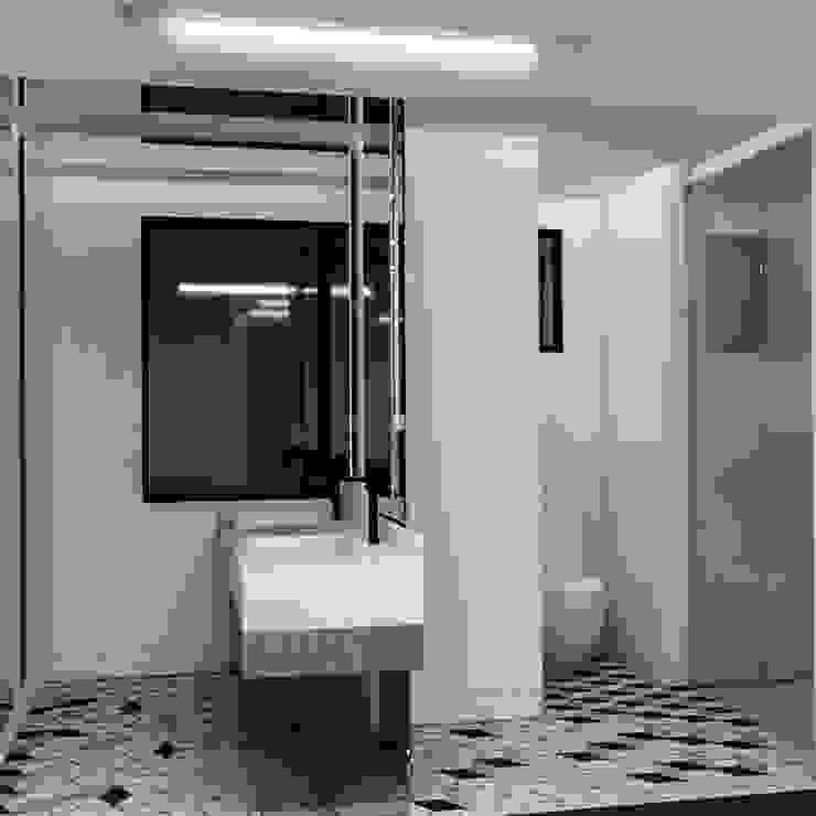 Modern bathroom by Pro Escala Arquitectos SAS Modern