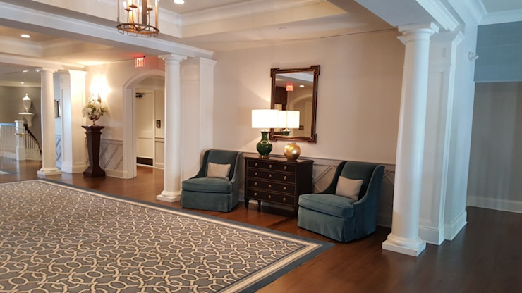 Glen Ridge Country Club by Shine Star Flooring Classic