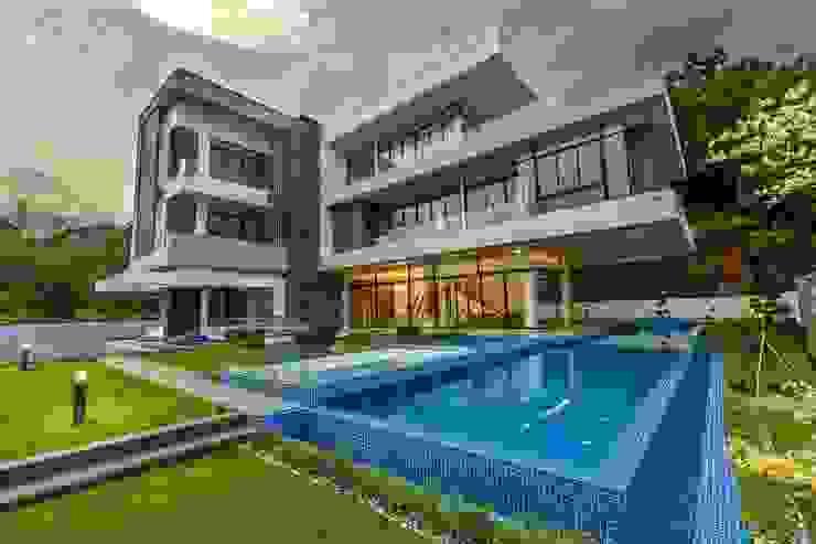 Bungalow by Arkitek Axis