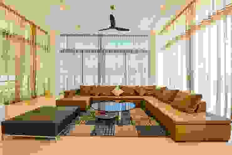 Salones de estilo  de Arkitek Axis
