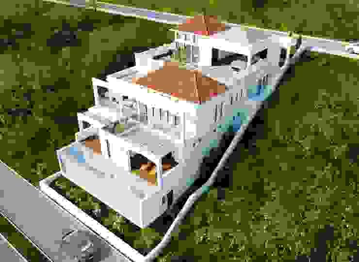 Casa Alexandria by Constantin Design & Build Mediterranean