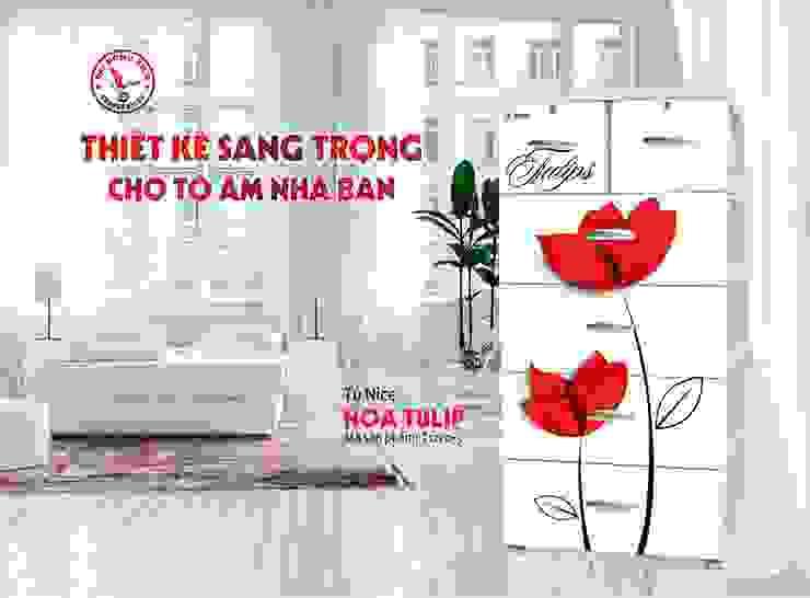 Tủ nhựa đa năng cho bé tại thành phố Hồ Chí Minh Phòng ngủ phong cách hiện đại bởi Công Ty CP Đại Đồng Tiến Hiện đại