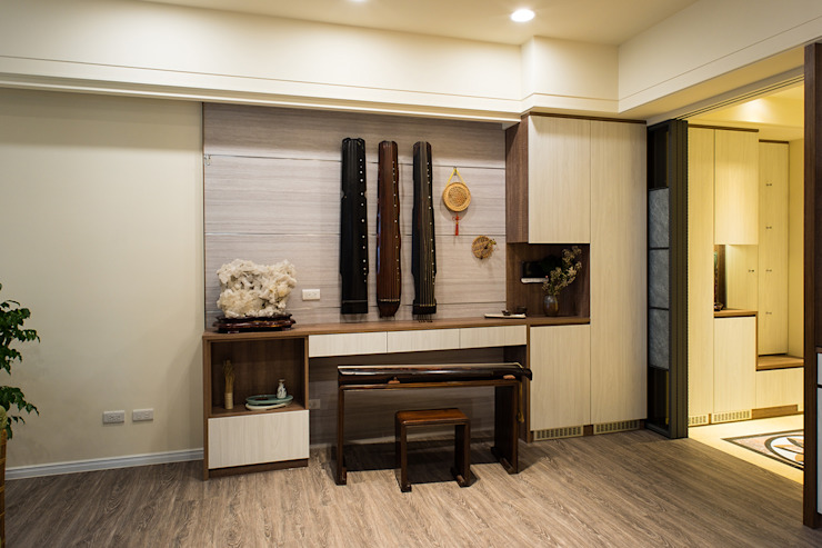悠然 根據 松泰室內裝修設計工程有限公司 古典風 塑木複合材料