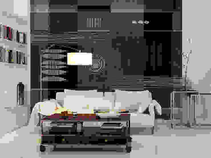 熱帶  by FREZO Wall Design, 熱帶風 布織品 Amber/Gold