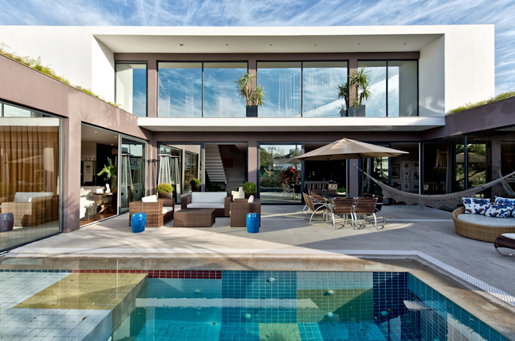 Modern Houses by ArchDesign STUDIO Modern