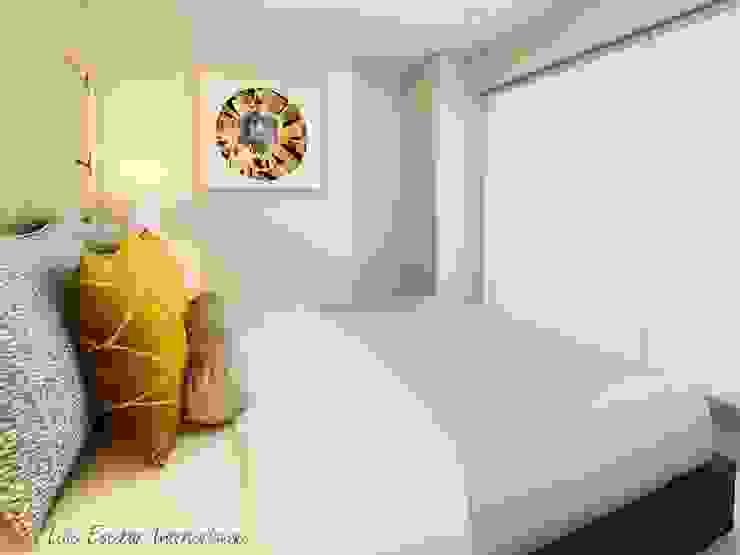 Modern style bedroom by Luis Escobar Interiorismo Modern