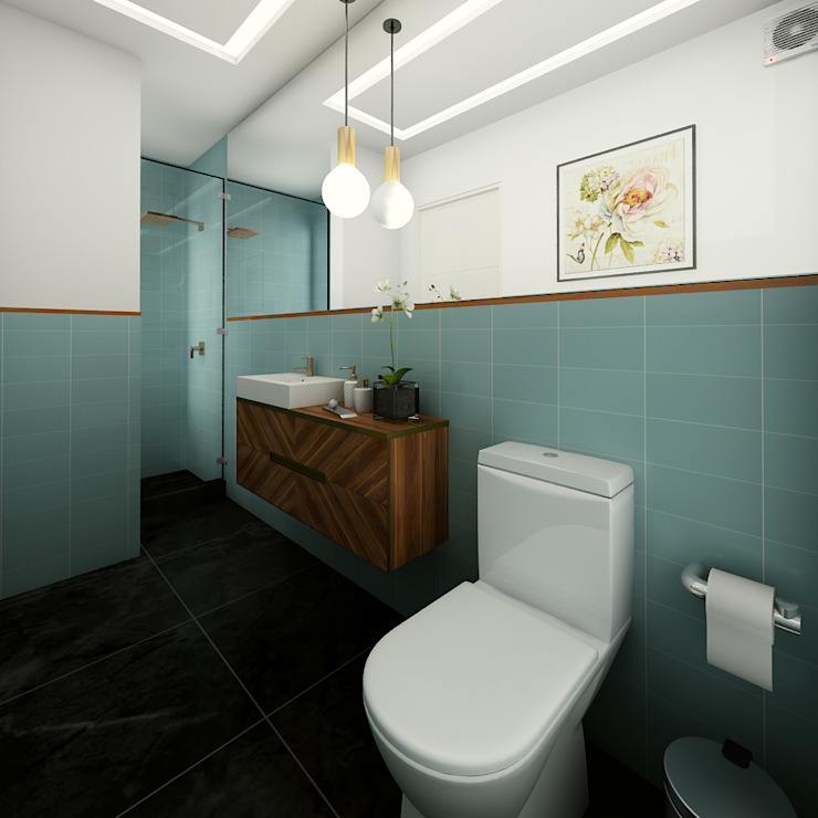 Bathroom by Luis Escobar Interiorismo