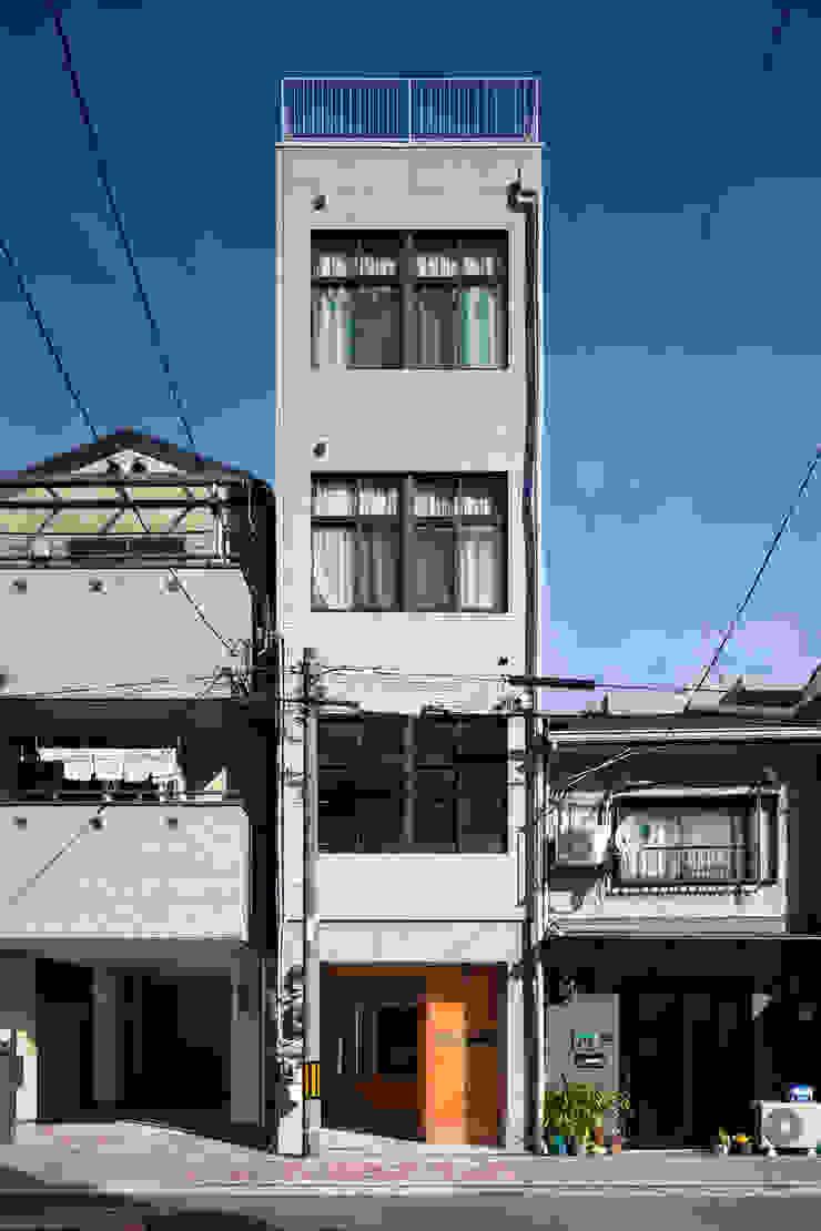 外観 の 株式会社 藤本高志建築設計事務所