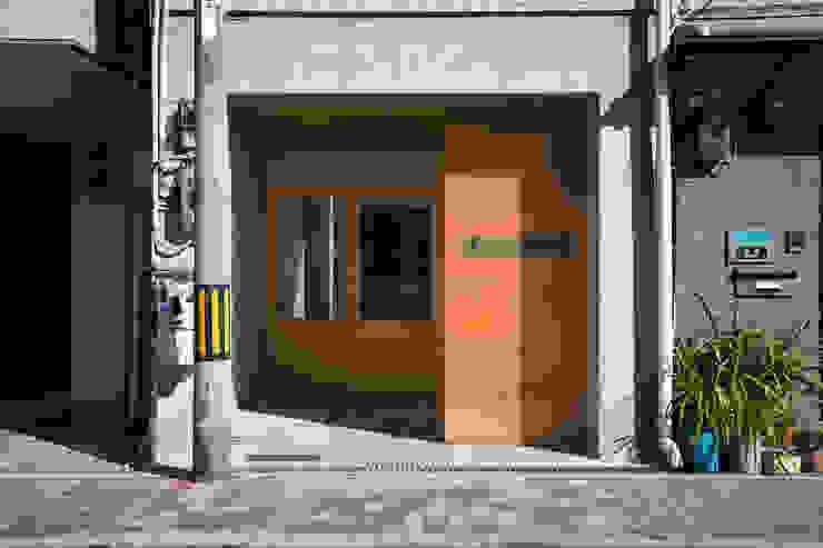 玄関 株式会社 藤本高志建築設計事務所
