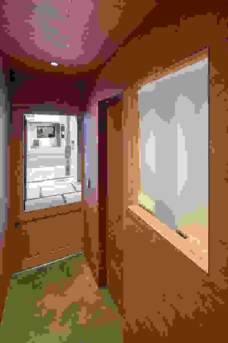 製麺室 の 株式会社 藤本高志建築設計事務所