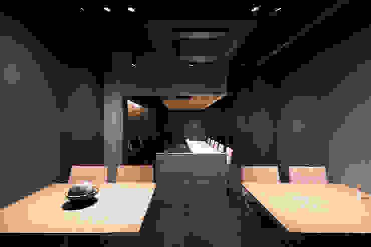 カウンター 株式会社 藤本高志建築設計事務所