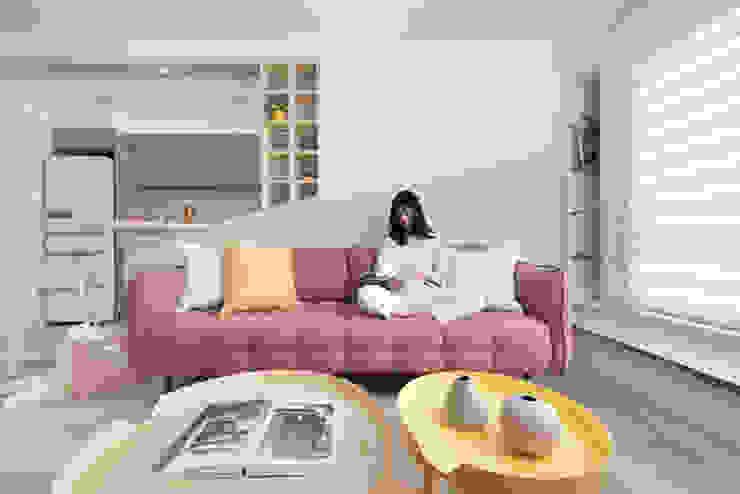 春漾: 斯堪的納維亞  by 寓子設計, 北歐風