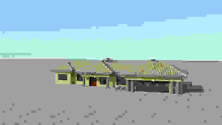 standard single storey by COMFORT MAYINGANI ARCHTECTZ