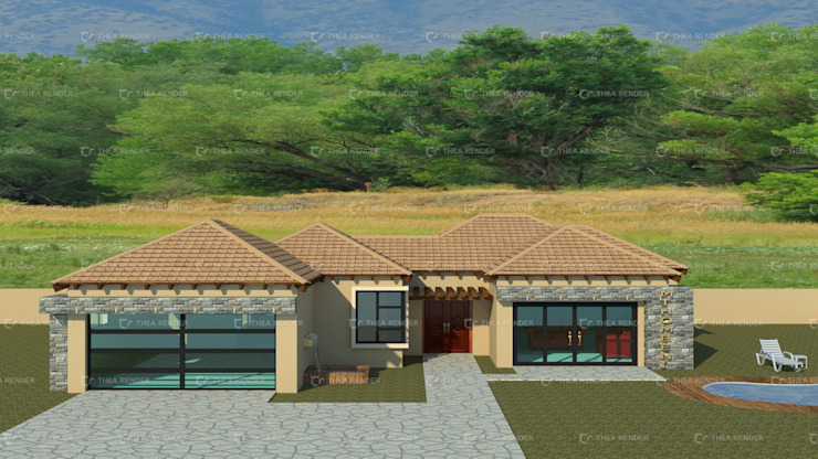 MORDEN DESIGN by COMFORT MAYINGANI ARCHTECTZ