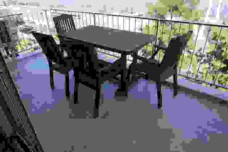 GÜZELYALI Modern Balkon, Veranda & Teras MURAT YAPI DEK. İNŞ. TAAH. TİC. LTD .ŞTİ. Modern