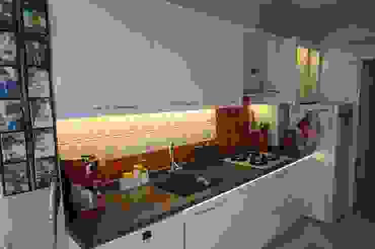 MURAT YAPI DEK. İNŞ. TAAH. TİC. LTD .ŞTİ. Modern style kitchen