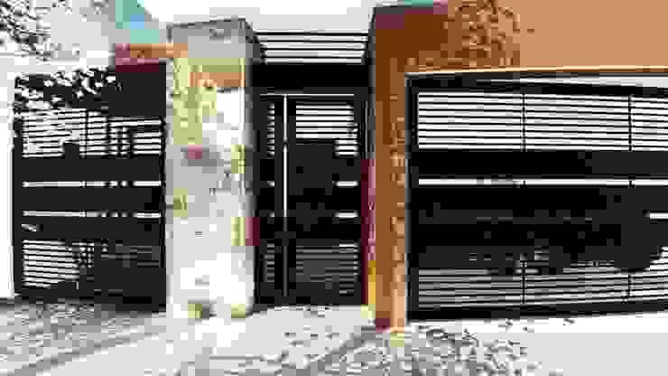 Refacción y Ampliación Casas modernas: Ideas, imágenes y decoración de efeyce Moderno