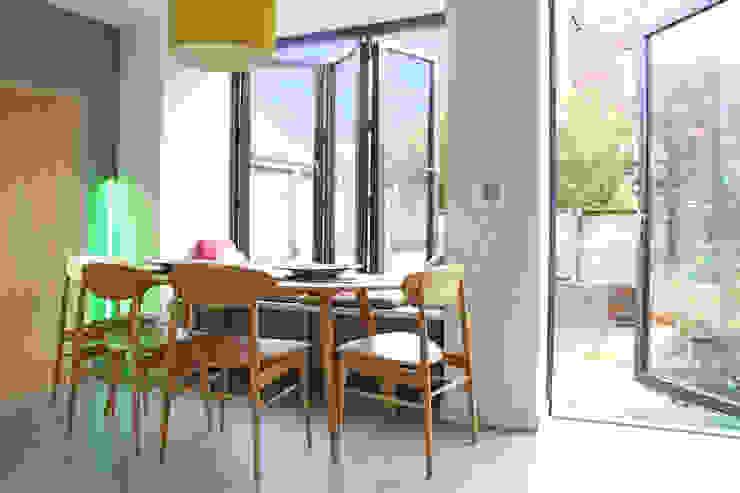 Salle à manger de style  par Dittrich Hudson Vasetti Architects