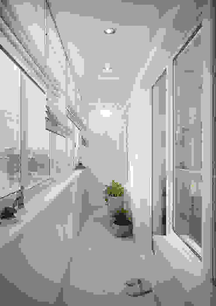 Modern style conservatory by Вира-АртСтрой Modern