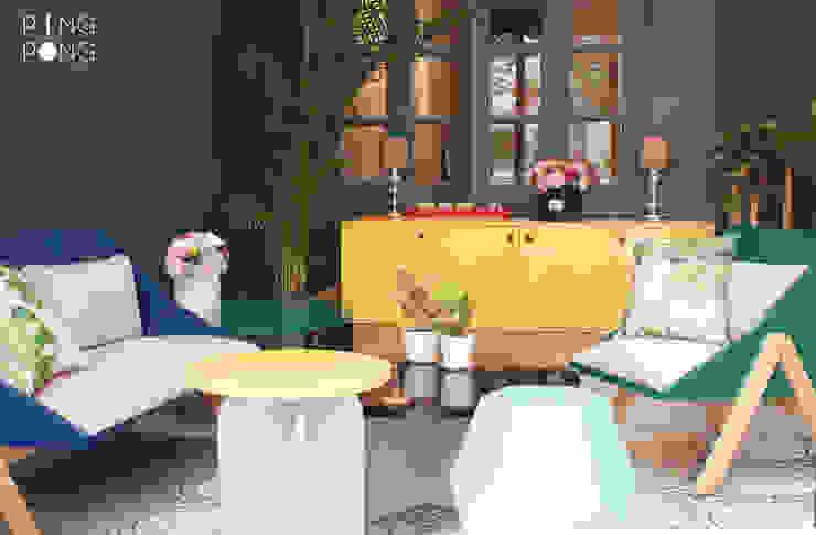PingPong Atelier Furniture SpaFurniture Multicolored