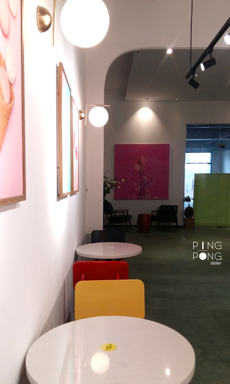 PingPong Atelier Furniture Stairs