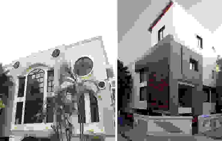 CASA SONAS Modern houses by CARTWHEEL Modern