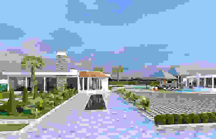 Family Luxury Holiday Home von Comelite Architecture ...