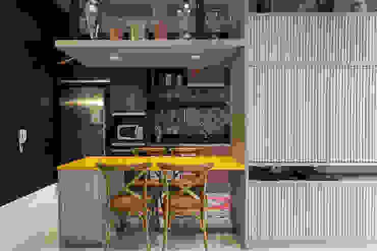 Estímulo Urbano Cozinhas clássicas por Studio Ideação Clássico