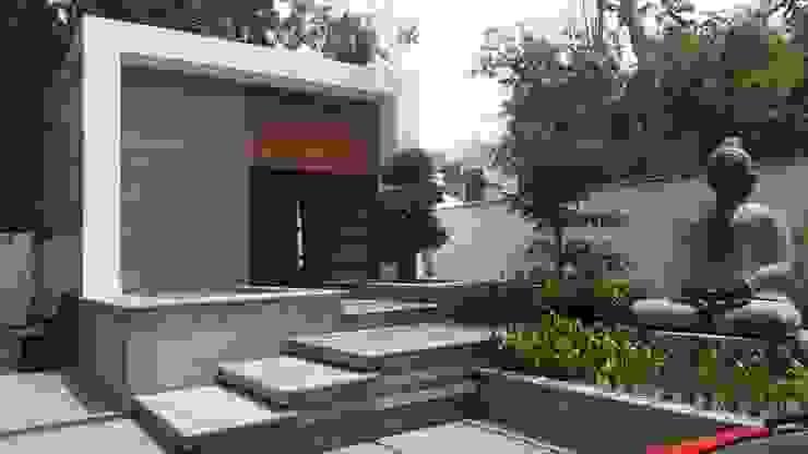 Casas modernas de CARTWHEEL Moderno