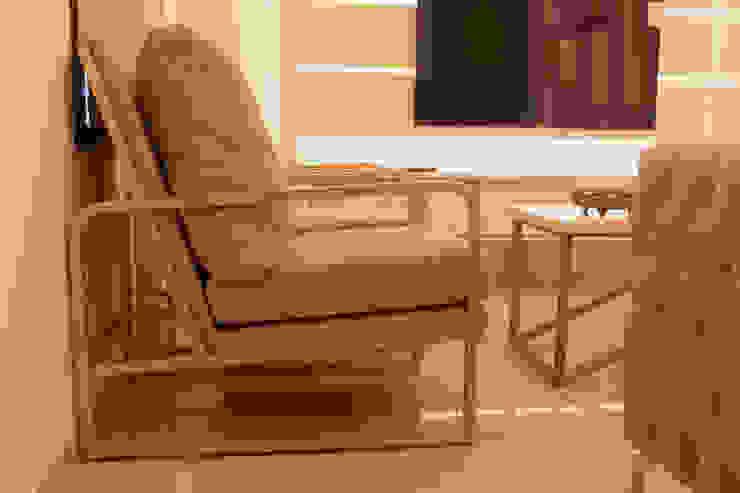 SANDEEP RESIDENCE Modern style bedroom by CARTWHEEL Modern