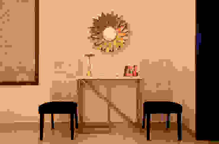 SANDEEP RESIDENCE Modern dining room by CARTWHEEL Modern